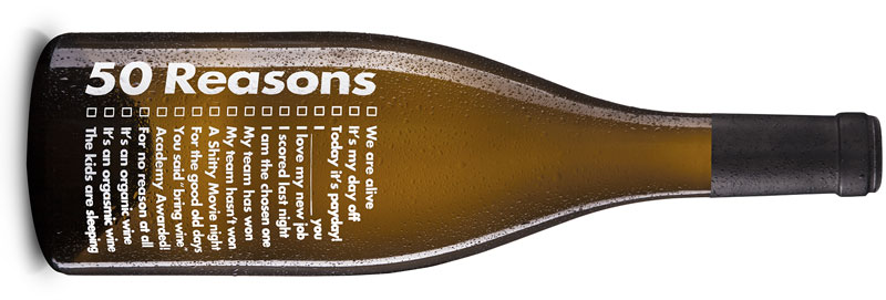 50 Reasons - Sauvignon Blanc